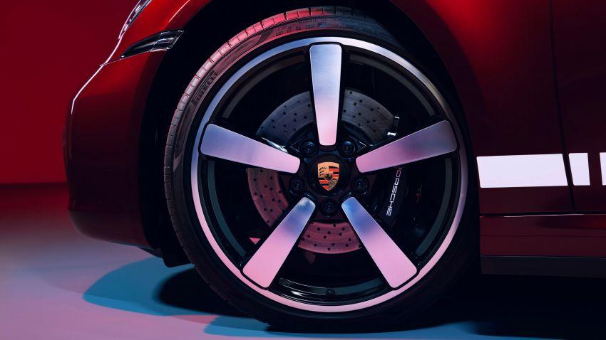 Porsche 911 Targa 4S Heritage Design Edition – 992 units, part of four-model heritage line-up to come Image #1124624