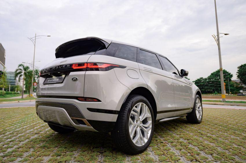 Range Rover Evoque 2020 kini di Malaysia – P200 dan P250 R-Dynamic, harga bermula RM427k tanpa SST Image #1136324