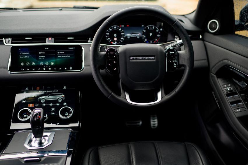 Range Rover Evoque 2020 kini di Malaysia – P200 dan P250 R-Dynamic, harga bermula RM427k tanpa SST Image #1136361
