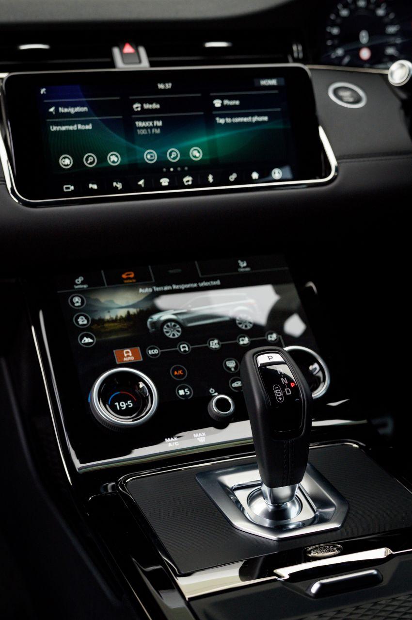 Range Rover Evoque 2020 kini di Malaysia – P200 dan P250 R-Dynamic, harga bermula RM427k tanpa SST Image #1136369