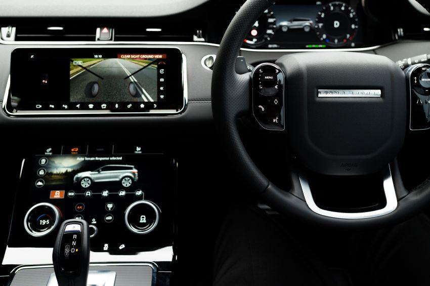 Range Rover Evoque 2020 kini di Malaysia – P200 dan P250 R-Dynamic, harga bermula RM427k tanpa SST Image #1136370