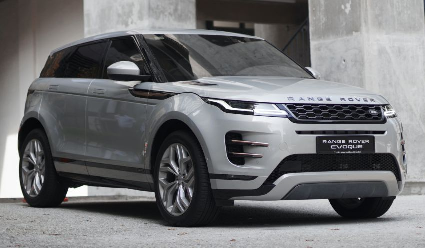 Range Rover Evoque 2020 kini di Malaysia – P200 dan P250 R-Dynamic, harga bermula RM427k tanpa SST Image #1136344