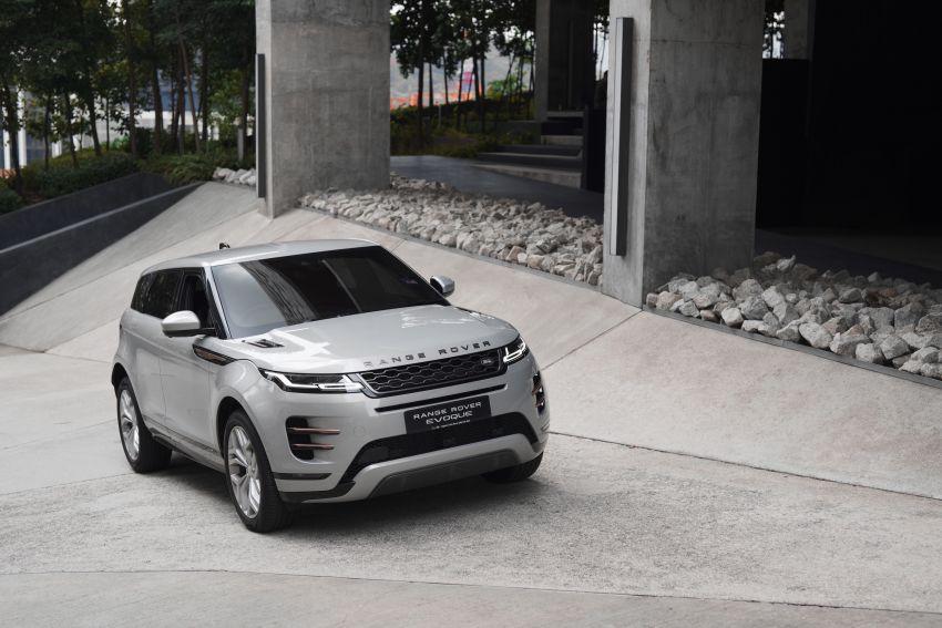 Range Rover Evoque 2020 kini di Malaysia – P200 dan P250 R-Dynamic, harga bermula RM427k tanpa SST Image #1136349