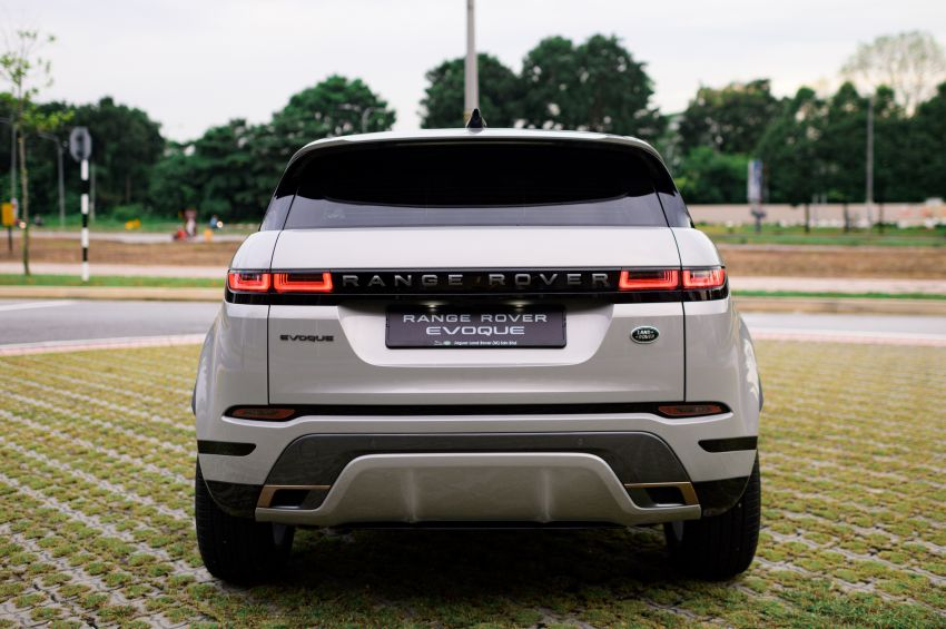Range Rover Evoque 2020 kini di Malaysia – P200 dan P250 R-Dynamic, harga bermula RM427k tanpa SST Image #1136350