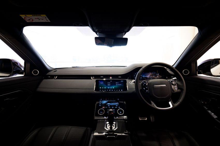 Range Rover Evoque 2020 kini di Malaysia – P200 dan P250 R-Dynamic, harga bermula RM427k tanpa SST Image #1136392