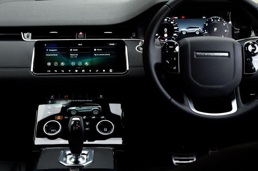 Range Rover Evoque 2020 kini di Malaysia – P200 dan P250 R-Dynamic, harga bermula RM427k tanpa SST Image #1136394