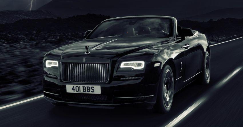 Rolls-Royce Black Badge tiba di M'sia – pakej tingkat taraf lebih sporty untuk Ghost, Wraith, Dawn, Cullinan Image #1138652