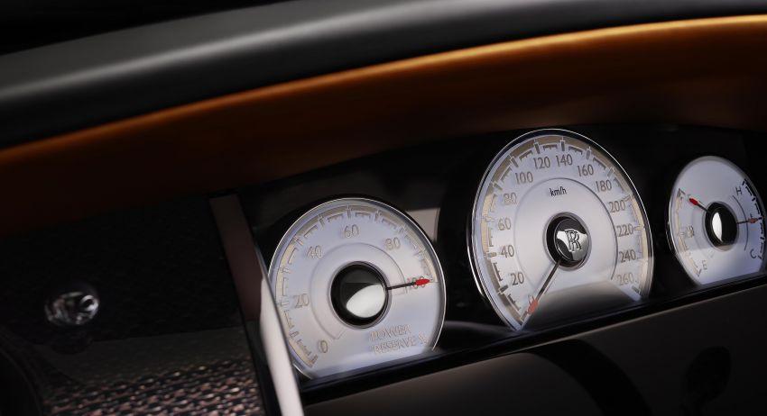 Rolls-Royce Black Badge tiba di M'sia – pakej tingkat taraf lebih sporty untuk Ghost, Wraith, Dawn, Cullinan Image #1138645