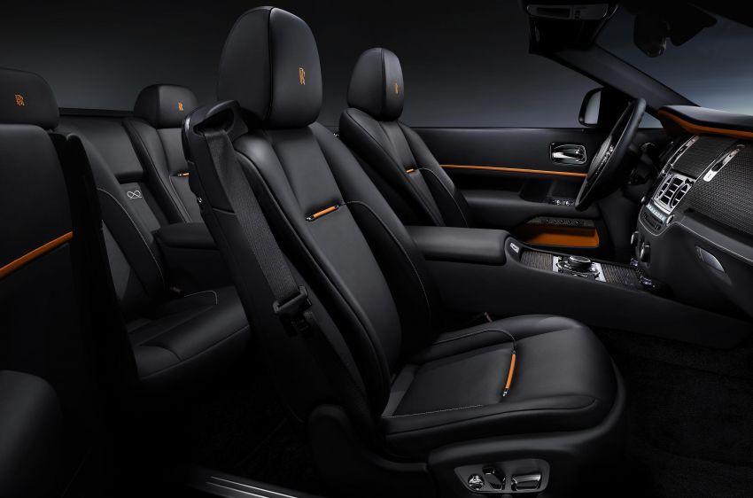 Rolls-Royce Black Badge tiba di M'sia – pakej tingkat taraf lebih sporty untuk Ghost, Wraith, Dawn, Cullinan Image #1138644