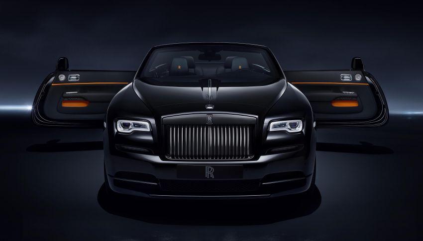 Rolls-Royce Black Badge tiba di M'sia – pakej tingkat taraf lebih sporty untuk Ghost, Wraith, Dawn, Cullinan Image #1138649