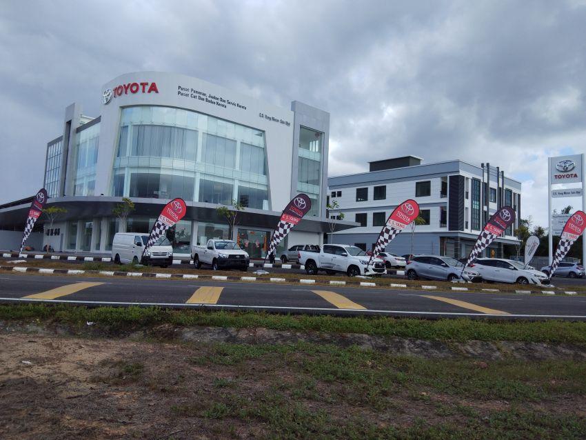 UMW Toyota buka pusat 4S baharu di Muar, Johor Image #1135519