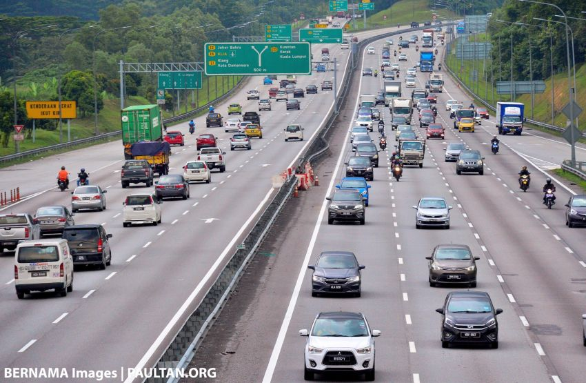 RMCO: Police will be out in force to monitor expected surge in interstate 'balik kampung' traffic this weekend Image #1129696