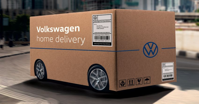 Volkswagen Malaysia launches Home Delivery Service Image #1124879