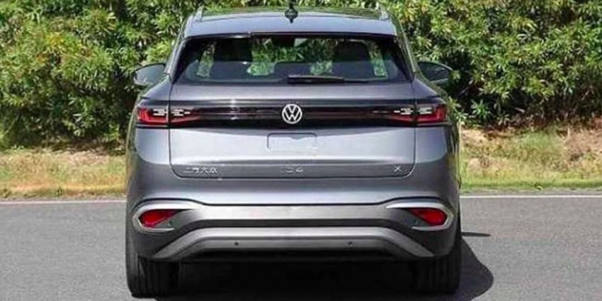Volkswagen ID 4 leaked in Chinese gov't filing – report Image #1132235