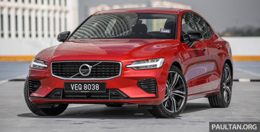REVIEW: 2020 Volvo S60 T8 CKD in Malaysia – RM282k Image #1135096