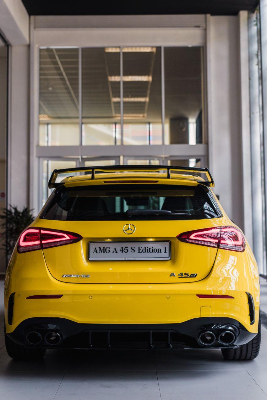 Mercedes-AMG A45S 4Matic+ W177 kini di Malaysia – enjin 2.0 liter baru, 421 PS/500 Nm, dari RM459,888 Image #1124130