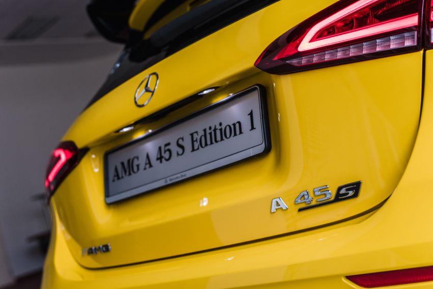 Mercedes-AMG A45S 4Matic+ W177 kini di Malaysia – enjin 2.0 liter baru, 421 PS/500 Nm, dari RM459,888 Image #1124133