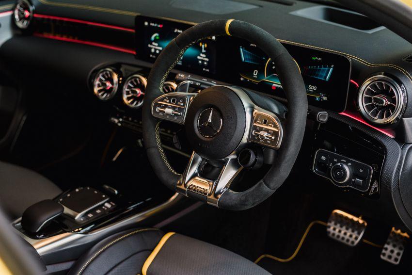 Mercedes-AMG A45S 4Matic+ W177 kini di Malaysia – enjin 2.0 liter baru, 421 PS/500 Nm, dari RM459,888 Image #1124144