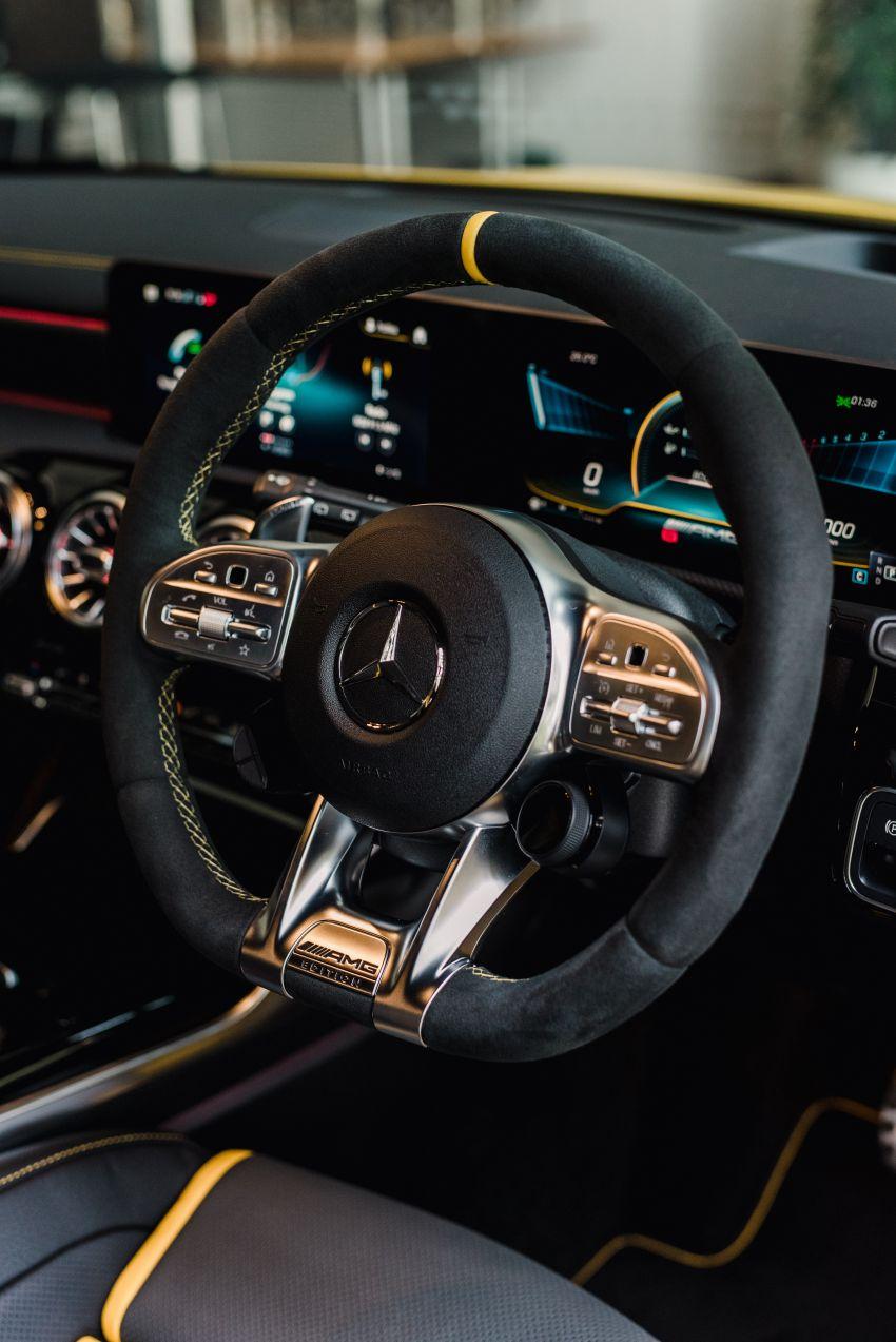 Mercedes-AMG A45S 4Matic+ W177 kini di Malaysia – enjin 2.0 liter baru, 421 PS/500 Nm, dari RM459,888 Image #1124146