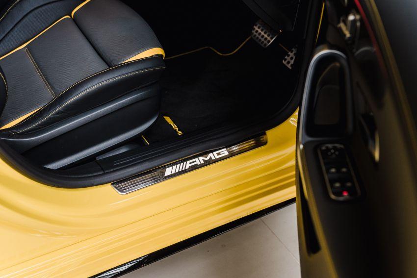Mercedes-AMG A45S 4Matic+ W177 kini di Malaysia – enjin 2.0 liter baru, 421 PS/500 Nm, dari RM459,888 Image #1124148