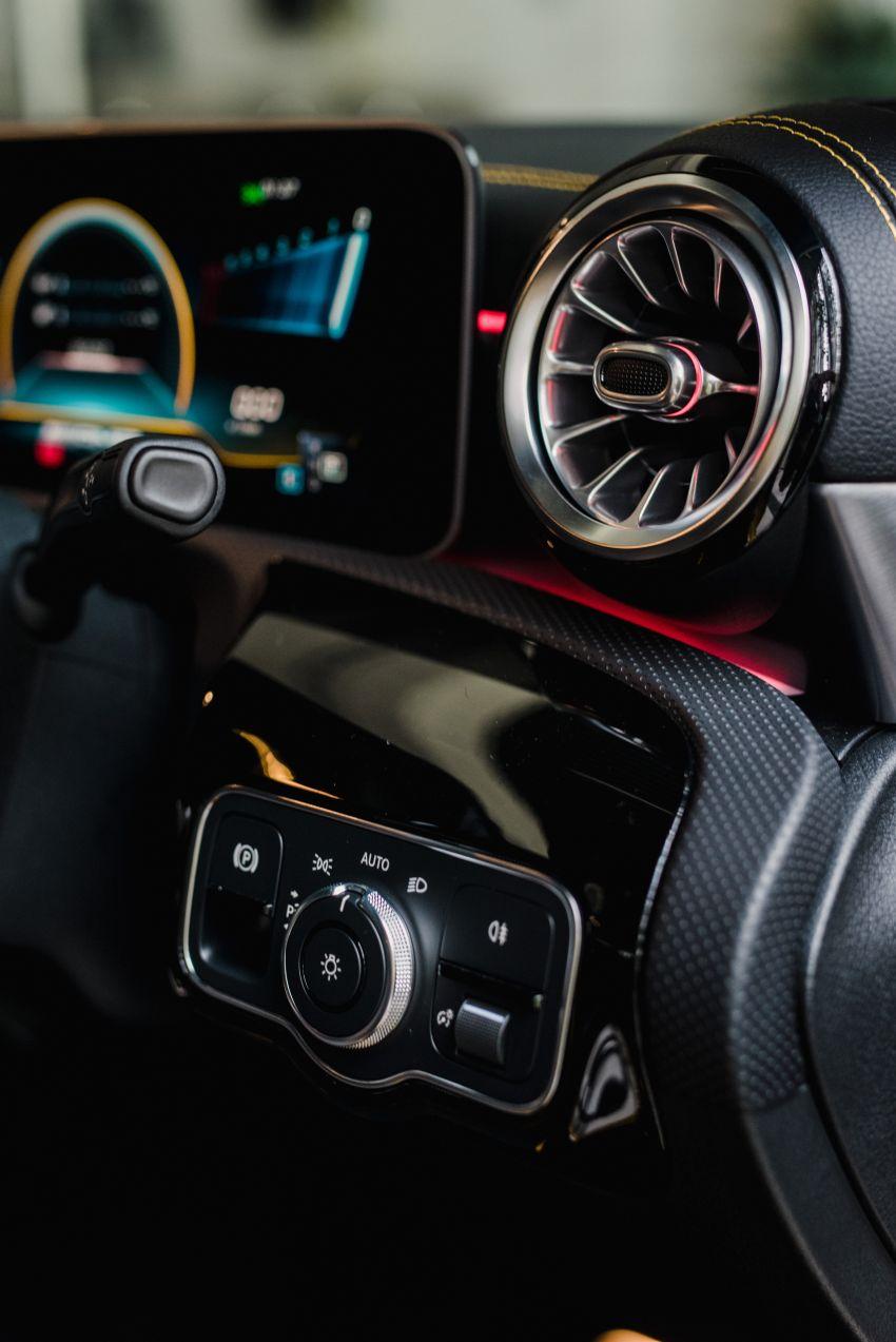Mercedes-AMG A45S 4Matic+ W177 kini di Malaysia – enjin 2.0 liter baru, 421 PS/500 Nm, dari RM459,888 Image #1124153