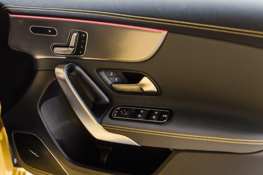 Mercedes-AMG A45S 4Matic+ W177 kini di Malaysia – enjin 2.0 liter baru, 421 PS/500 Nm, dari RM459,888 Image #1124154