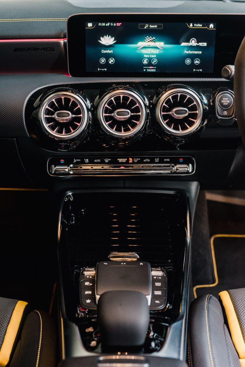 Mercedes-AMG A45S 4Matic+ W177 kini di Malaysia – enjin 2.0 liter baru, 421 PS/500 Nm, dari RM459,888 Image #1124157