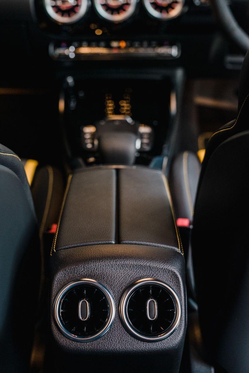 Mercedes-AMG A45S 4Matic+ W177 kini di Malaysia – enjin 2.0 liter baru, 421 PS/500 Nm, dari RM459,888 Image #1124159