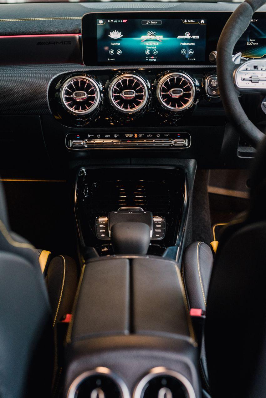 Mercedes-AMG A45S 4Matic+ W177 kini di Malaysia – enjin 2.0 liter baru, 421 PS/500 Nm, dari RM459,888 Image #1124161