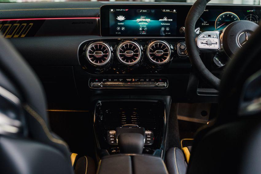 Mercedes-AMG A45S 4Matic+ W177 kini di Malaysia – enjin 2.0 liter baru, 421 PS/500 Nm, dari RM459,888 Image #1124162
