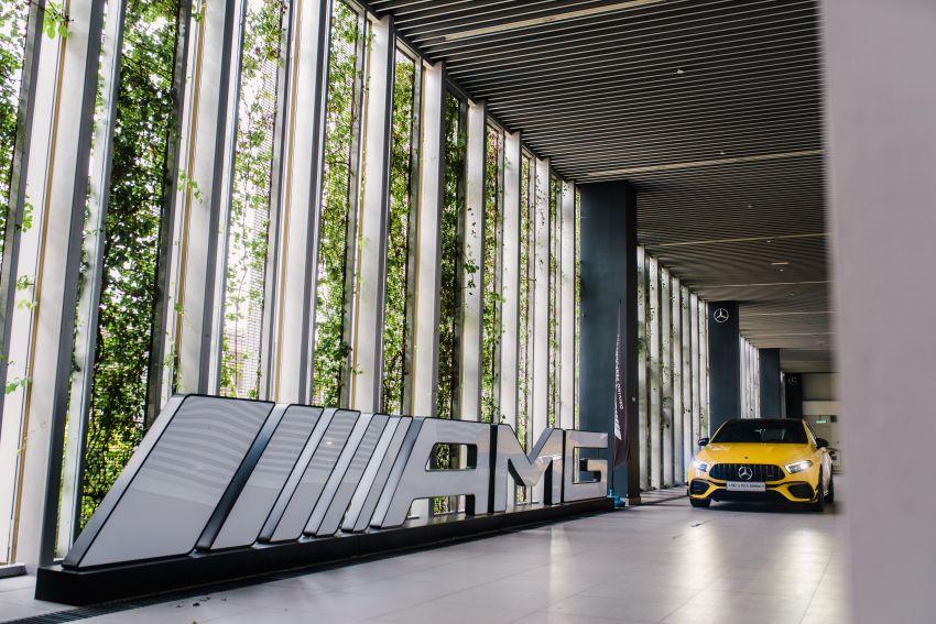 Mercedes-AMG A45S 4Matic+ W177 kini di Malaysia – enjin 2.0 liter baru, 421 PS/500 Nm, dari RM459,888 Image #1124099
