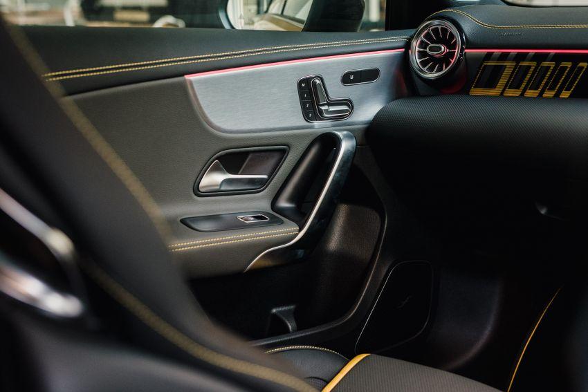 Mercedes-AMG A45S 4Matic+ W177 kini di Malaysia – enjin 2.0 liter baru, 421 PS/500 Nm, dari RM459,888 Image #1124171