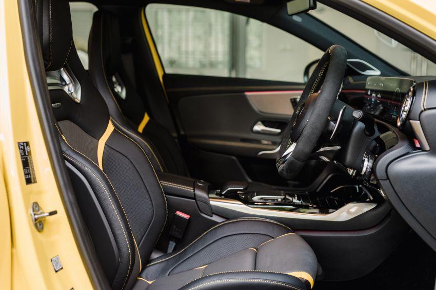 Mercedes-AMG A45S 4Matic+ W177 kini di Malaysia – enjin 2.0 liter baru, 421 PS/500 Nm, dari RM459,888 Image #1124173