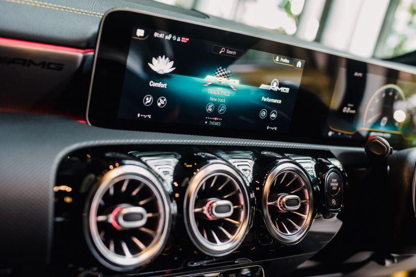 Mercedes-AMG A45S 4Matic+ W177 kini di Malaysia – enjin 2.0 liter baru, 421 PS/500 Nm, dari RM459,888 Image #1124184