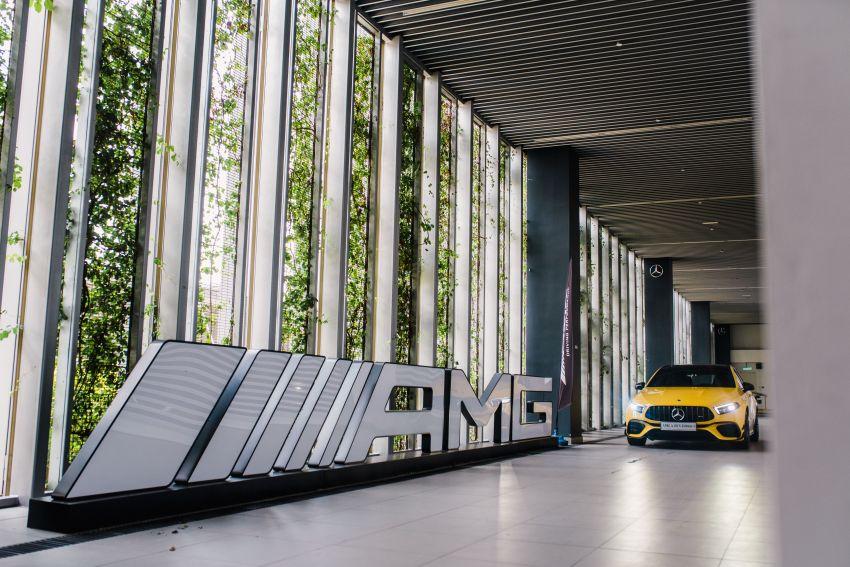 Mercedes-AMG A45S 4Matic+ W177 kini di Malaysia – enjin 2.0 liter baru, 421 PS/500 Nm, dari RM459,888 Image #1124100