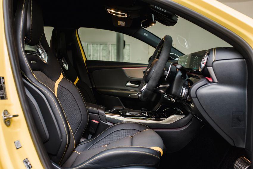 Mercedes-AMG A45S 4Matic+ W177 kini di Malaysia – enjin 2.0 liter baru, 421 PS/500 Nm, dari RM459,888 Image #1124193