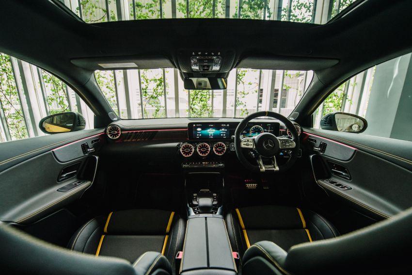 Mercedes-AMG A45S 4Matic+ W177 kini di Malaysia – enjin 2.0 liter baru, 421 PS/500 Nm, dari RM459,888 Image #1124197