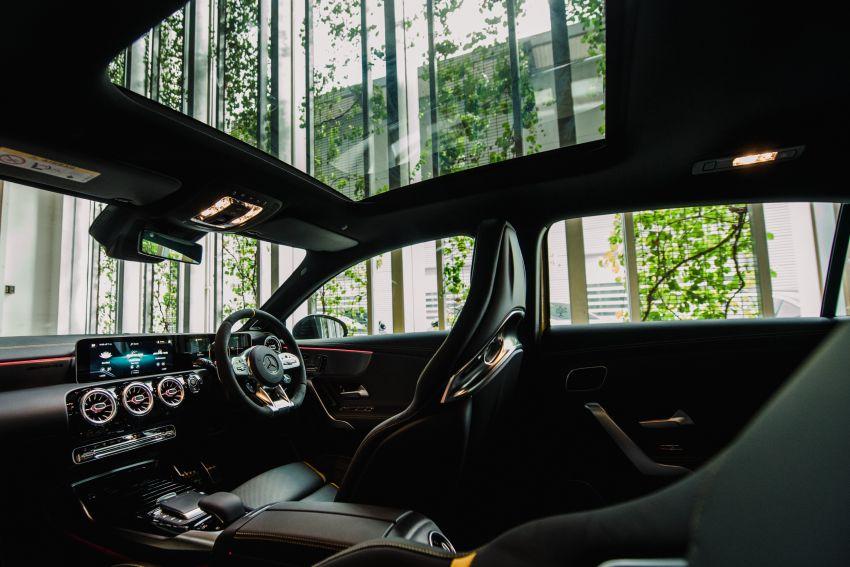 Mercedes-AMG A45S 4Matic+ W177 kini di Malaysia – enjin 2.0 liter baru, 421 PS/500 Nm, dari RM459,888 Image #1124203