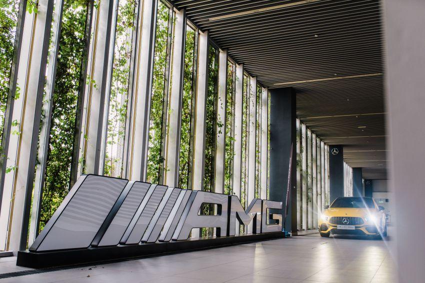 Mercedes-AMG A45S 4Matic+ W177 kini di Malaysia – enjin 2.0 liter baru, 421 PS/500 Nm, dari RM459,888 Image #1124102