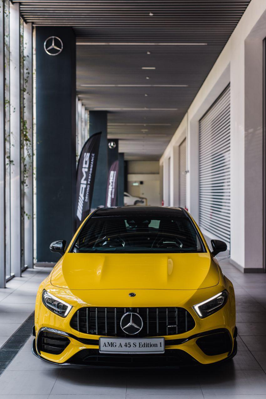 Mercedes-AMG A45S 4Matic+ W177 kini di Malaysia – enjin 2.0 liter baru, 421 PS/500 Nm, dari RM459,888 Image #1124105
