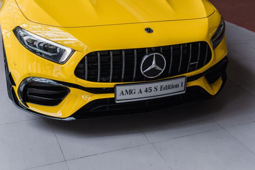 Mercedes-AMG A45S 4Matic+ W177 kini di Malaysia – enjin 2.0 liter baru, 421 PS/500 Nm, dari RM459,888 Image #1124107
