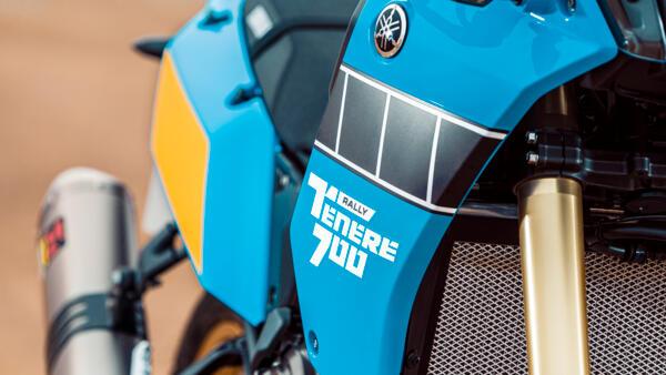 Yamaha Tenere 700 Rally Edition mula dijual di Eropah Image #1135816