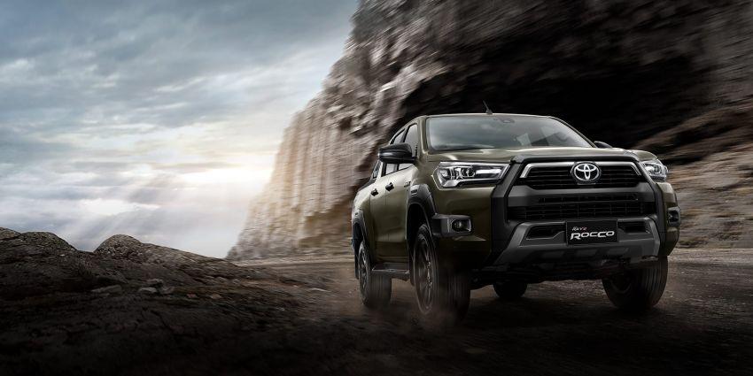 Toyota Hilux facelift didedahkan – rupa lebih garang, model 2.8L turbodiesel terima kuasa 204 hp/500 Nm Image #1126549