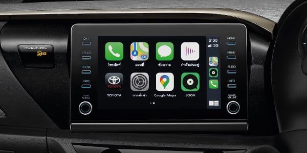Toyota Hilux facelift didedahkan – rupa lebih garang, model 2.8L turbodiesel terima kuasa 204 hp/500 Nm Image #1126546