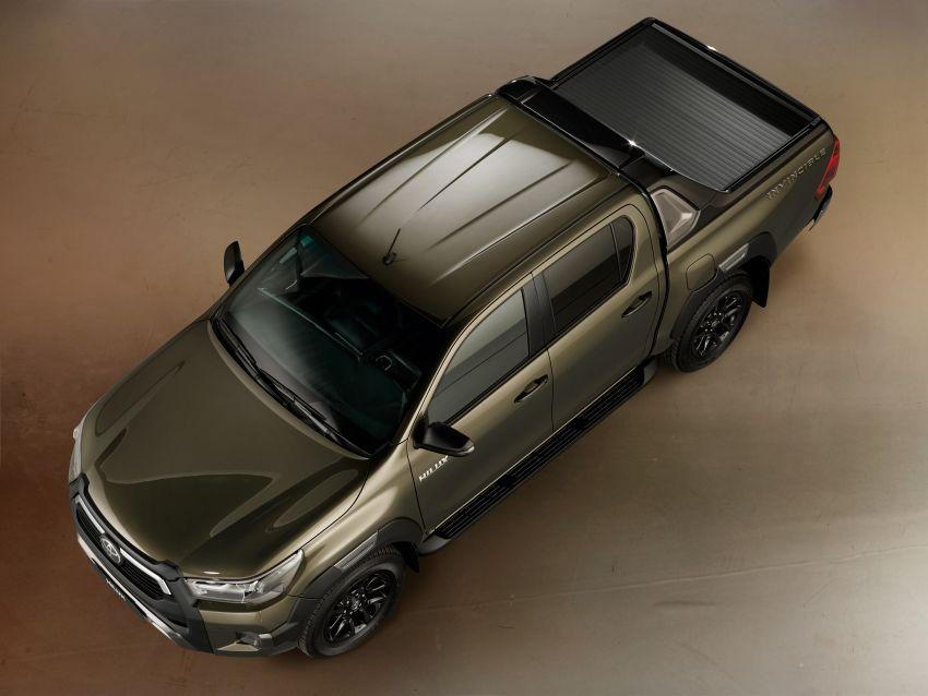 Toyota Hilux facelift didedahkan – rupa lebih garang, model 2.8L turbodiesel terima kuasa 204 hp/500 Nm Image #1126373