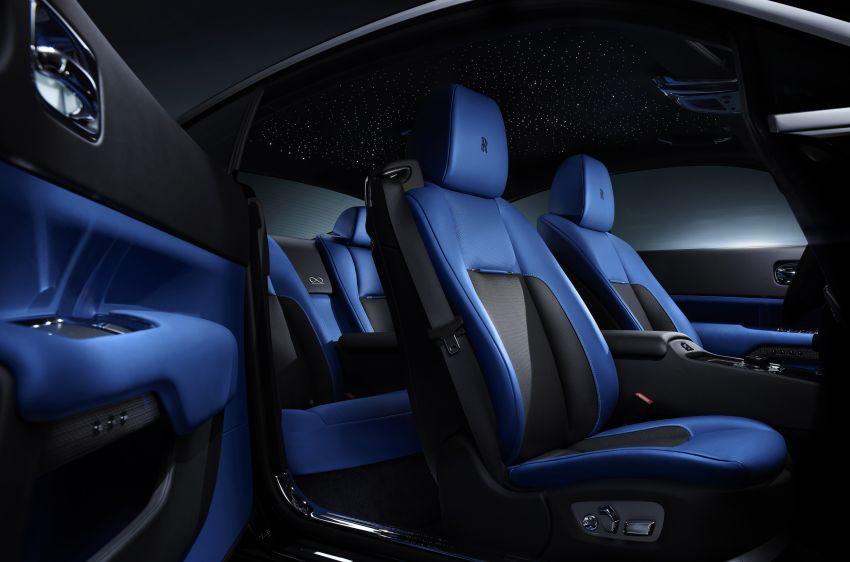 Rolls-Royce Black Badge tiba di M'sia – pakej tingkat taraf lebih sporty untuk Ghost, Wraith, Dawn, Cullinan Image #1138669