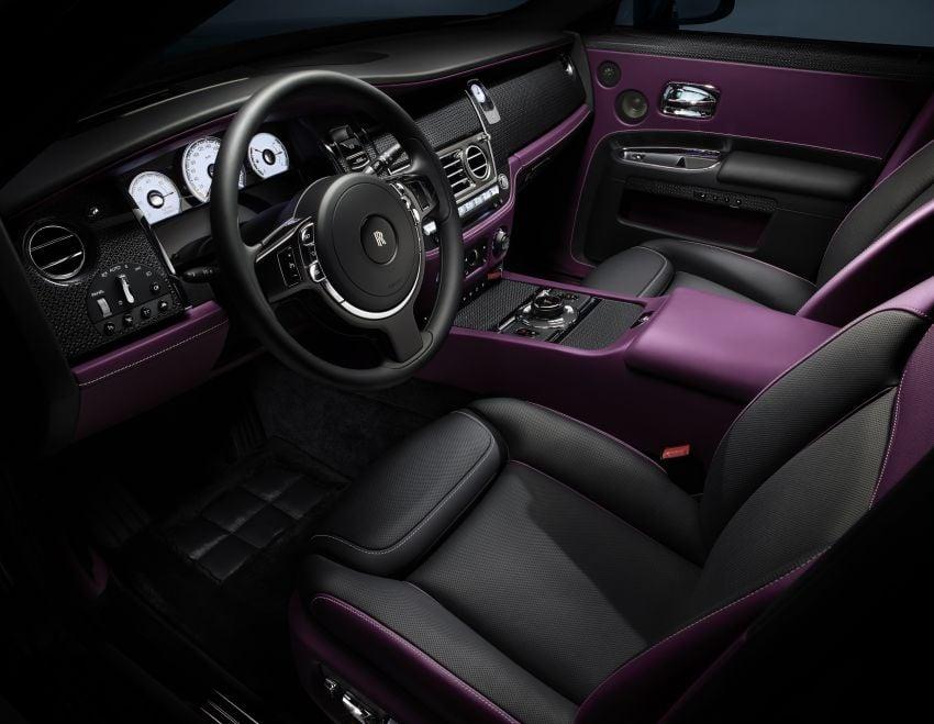 Rolls-Royce Black Badge tiba di M'sia – pakej tingkat taraf lebih sporty untuk Ghost, Wraith, Dawn, Cullinan Image #1138675