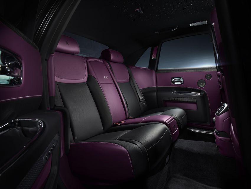 Rolls-Royce Black Badge tiba di M'sia – pakej tingkat taraf lebih sporty untuk Ghost, Wraith, Dawn, Cullinan Image #1138674