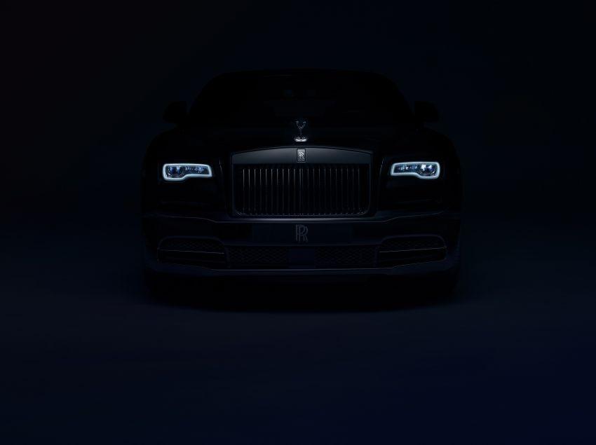 Rolls-Royce Black Badge tiba di M'sia – pakej tingkat taraf lebih sporty untuk Ghost, Wraith, Dawn, Cullinan Image #1138662
