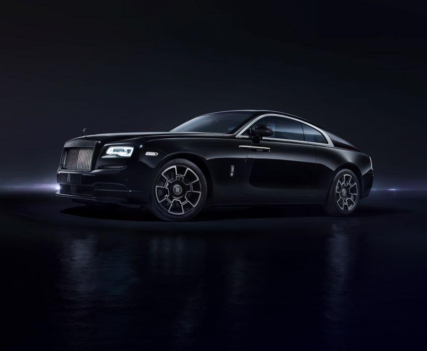 Rolls-Royce Black Badge tiba di M'sia – pakej tingkat taraf lebih sporty untuk Ghost, Wraith, Dawn, Cullinan Image #1138667
